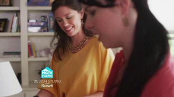 Bassett TV Spot for HGTV Home Design Studio - Thumbnail 2
