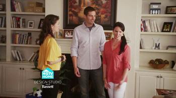 Bassett TV Spot for HGTV Home Design Studio - Thumbnail 3