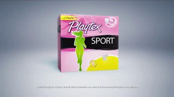Playtex TV Spot for Playtex Sport 'Track and Field' - Thumbnail 10