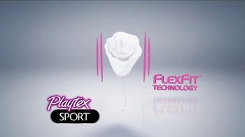 Playtex TV Spot for Playtex Sport 'Track and Field' - Thumbnail 8