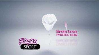Playtex TV Spot for Playtex Sport 'Track and Field' - Thumbnail 9