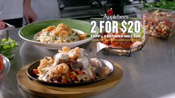 Applebee's TV Spot for 2 For $20, 'Competition' - Thumbnail 2