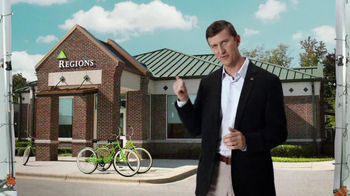 Regions Bank TV Spot for a Home Improvement Project - Thumbnail 6