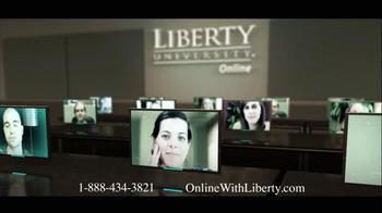 Liberty University TV Spot for Online Degrees - Thumbnail 3