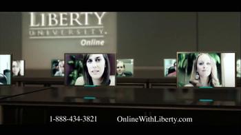 Liberty University TV Spot for Online Degrees - Thumbnail 4