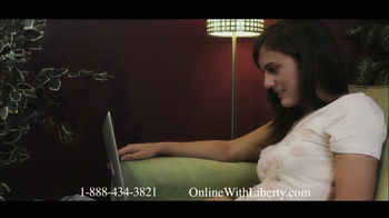 Liberty University TV Spot for Online Degrees - Thumbnail 5