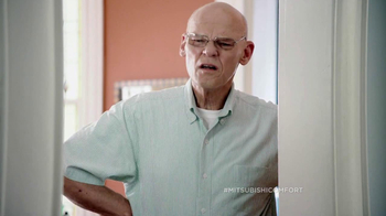 Mitsubishi Electric TV Spot for New Orleans Featuring James Carville - Thumbnail 3