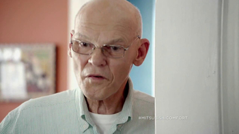 Mitsubishi Electric TV Spot for New Orleans Featuring James Carville - Thumbnail 5