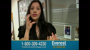 Everest TV Spot Featuring Amberlyn - Thumbnail 5