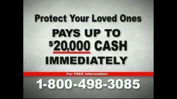Funeral Advantage TV Spot for Life Insurance