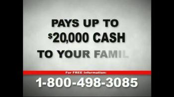 Funeral Advantage TV Spot for Life Insurance - Thumbnail 9