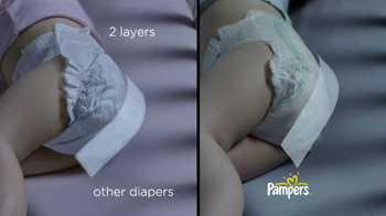 Pampers Cruisers TV Spot, Song by Leonard Bernstein - Thumbnail 6