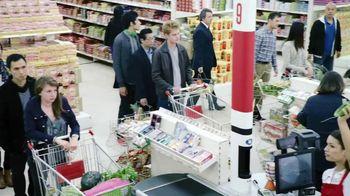 State Street Global Advisors TV Spot for Grocery Store