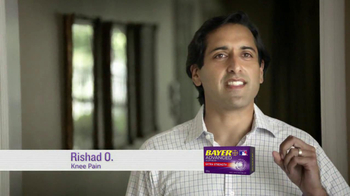 Bayer TV Spot for Bayer Advanced Featuring Rishad O. - Thumbnail 3