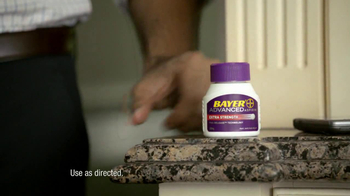 Bayer TV Spot for Bayer Advanced Featuring Rishad O.