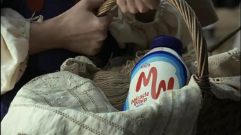Miracle Whip TV Spot, 'Scarlet Markings' - Thumbnail 5