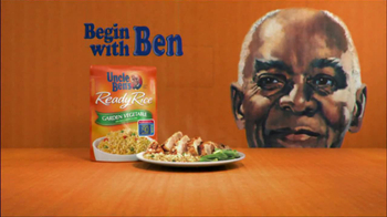 Uncle Ben's TV Spot For Ready Rice  - Thumbnail 10