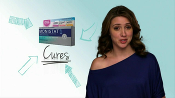 Monistat TV Spot for Infection Relief