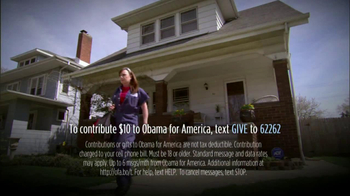 Obama for America TV Spot Featuring Bill Clinton - Thumbnail 10