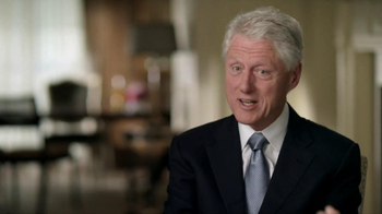 Obama for America TV Spot Featuring Bill Clinton