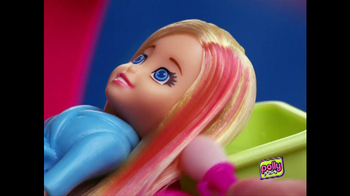 Polly Pocket TV Spot for Color Change Makeover