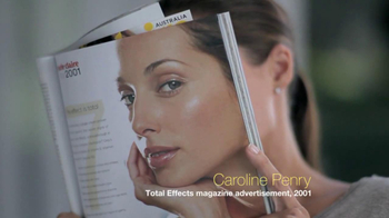 Olay Total Effects TV Spot Featuring Caroline Penry