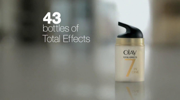 Olay Total Effects TV Spot Featuring Caroline Penry - Thumbnail 3
