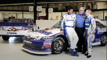Aaron's TV Spot for Michael Waltrip and Mark Martin Corrections - Thumbnail 1
