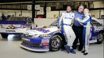 Aaron's TV Spot for Michael Waltrip and Mark Martin Corrections - Thumbnail 2