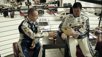 Aaron's TV Spot for Michael Waltrip and Mark Martin Corrections - Thumbnail 4