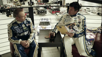Aaron's TV Spot for Michael Waltrip and Mark Martin Corrections - Thumbnail 5