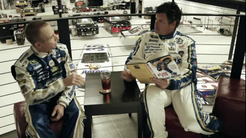 Aaron's TV Spot for Michael Waltrip and Mark Martin Corrections - Thumbnail 6