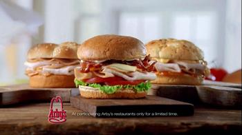 Arby's TV Spot for Hot Turkey Roasters Big Idea - Thumbnail 9