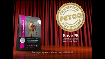 PETCO TV Spot, 'Natural Choice, Eukanuba and Select Diet' - Thumbnail 5
