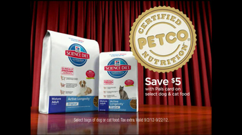 PETCO TV Spot, 'Natural Choice, Eukanuba and Select Diet' - Thumbnail 6