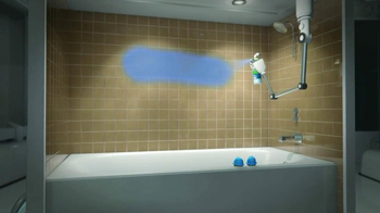 Scrubbing Bubbles TV Spot for Color Power Bathroom Cleaner - Thumbnail 2