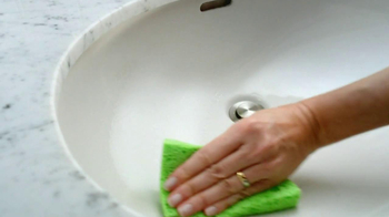 Scrubbing Bubbles TV Spot for Color Power Bathroom Cleaner - Thumbnail 6