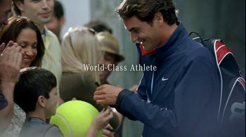 Mercedes-Benz TV Spot for 2013 GL Featuring Roger Federer - Thumbnail 2