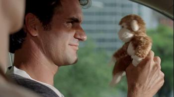 Mercedes-Benz TV Spot for 2013 GL Featuring Roger Federer - Thumbnail 6
