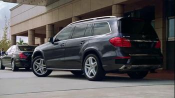 Mercedes-Benz TV Spot for 2013 GL Featuring Roger Federer - Thumbnail 8