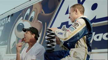 Aaron's TV Spot for No Credit Needed Featuring Mark Martin and Michael Walt - Thumbnail 6