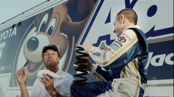 Aaron's TV Spot for No Credit Needed Featuring Mark Martin and Michael Walt - Thumbnail 8