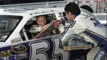 Aaron's TV Spot for No Credit Needed Featuring Mark Martin and Michael Walt - Thumbnail 9