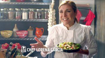 Taco Bell Cantina Bowl TV Spot, 'Lorena Garcia Endorsement' - 189 commercial airings