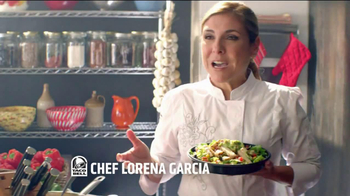 Taco Bell Cantina Bowl TV Spot, 'Lorena Garcia Endorsement' - Thumbnail 1