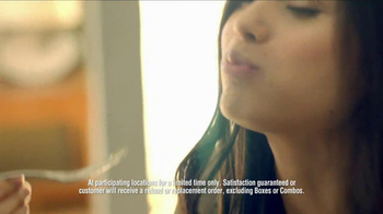 Taco Bell Cantina Bowl TV Spot, 'Lorena Garcia Endorsement' - Thumbnail 10