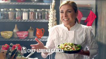 Taco Bell Cantina Bowl TV Spot, \'Lorena Garcia Endorsement\'