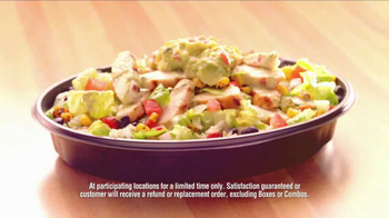 Taco Bell Cantina Bowl TV Spot, 'Lorena Garcia Endorsement' - Thumbnail 8