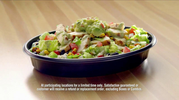 Taco Bell Cantina Bowl TV Spot, 'Lorena Garcia Endorsement' - Thumbnail 9