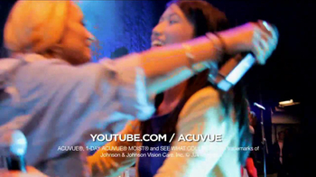ACUVUE 1-Day Contest TV Spot Featuring Demi Lovato - Thumbnail 10